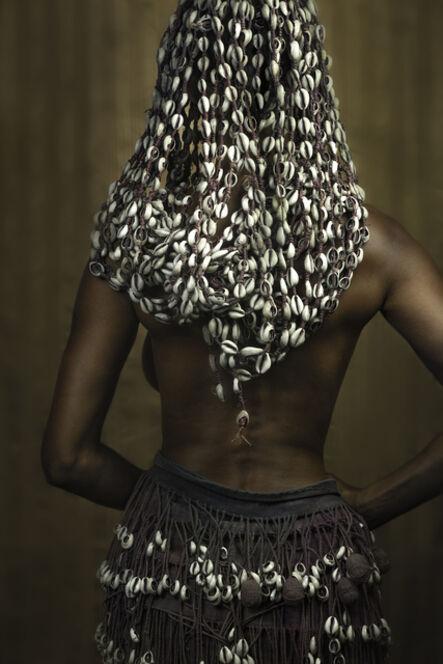 Delphine Diallo, 'SHANGO / YORUBA', 2020