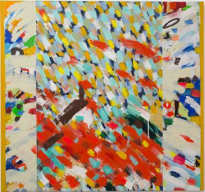 Cheikhou Ba, 'Matête mamaison (My head, my house)', 2016