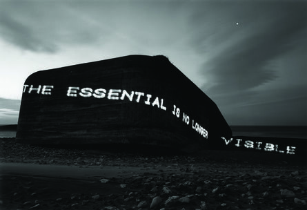 Magdalena Jetelova, 'The essential is no longer visible', 1995 (2011)