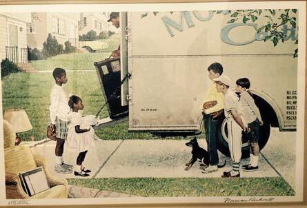 Norman Rockwell, 'New Kids in the Neighborhood', 1960