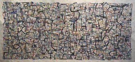 Mario Núñez, 'Ciudad invisible II', 2018