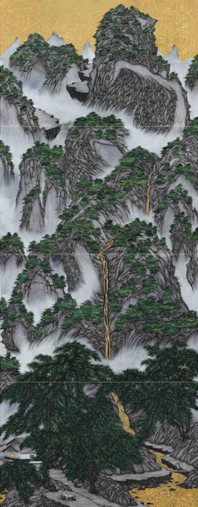 Yao Jui-chung 姚瑞中, 'Good Times: Oriental Beauty', 2020