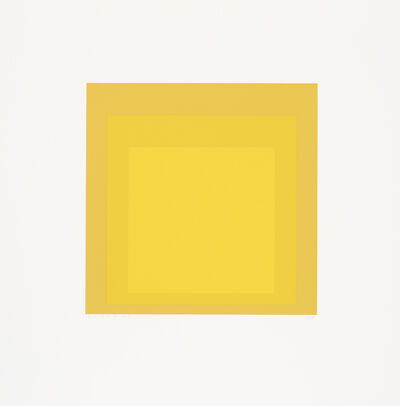 Josef Albers, 'I-S LXXb', 1970