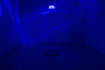 Laurent Lamarche, 'Diffraction estuaire', 2014