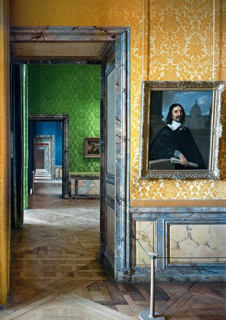 Robert Polidori, 'Salle le sentiment religieux, (7) ANR.01.007, Salles du XVII, Aile du Nord – R.d.C., Château de Versailles, France 2008', 2008