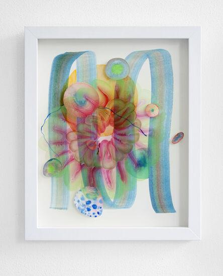 Simone Albers, 'Universal energies V', 2018