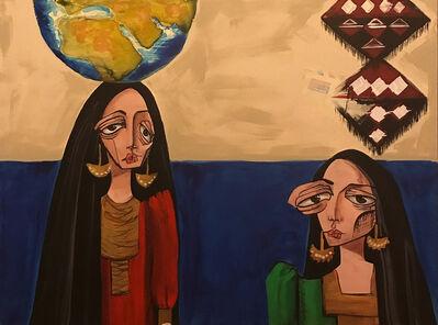 Meshail Faisal, 'Women / نساء', 2015
