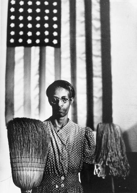 Gordon Parks, 'American Gothic', 1942/c. 1990s