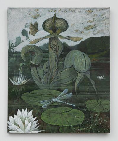 Ellen Lanyon, 'An Enigmatic Lotus', 2009