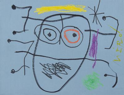Joan Miró, 'Sans titre', 1966