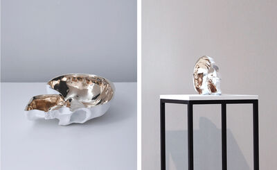 Nobuaki Onishi, 'Vacuum - skull', 2017