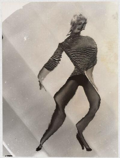 Weegee, 'Jayne Mansfield Distortion', ca. 1960