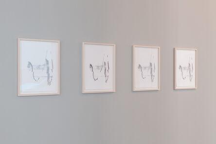 Jan Schmidt, 'Halfpipe Drawing 1-4', 2014