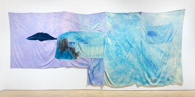 Chris Johanson, 'Sky shroud 1', 2015