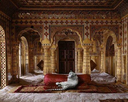 Karen Knorr, 'The Peacemaker, Jaipur Palace'