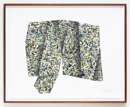 Cody Hoyt, 'Surface: Oblique Vessel (Projection)', 2017