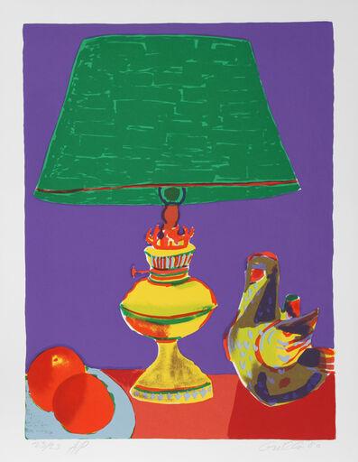 John Grillo, 'Pajaro (Green Lamp)', 1980