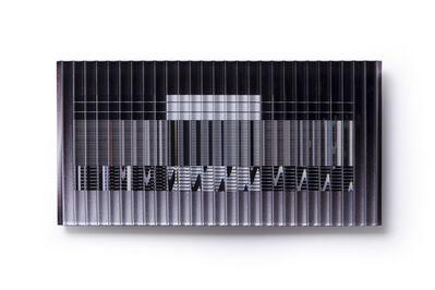 Zsuzsanna Korodi, 'Grid IV.', 2018