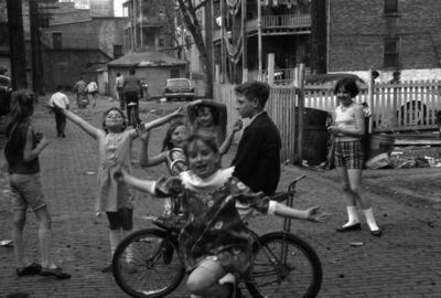 Art Shay, 'Back Ally Joy, Chicago', 1965