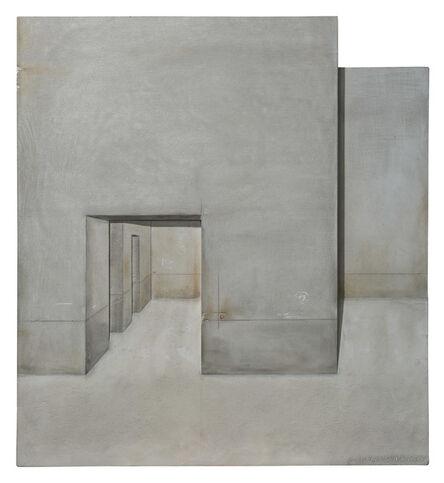 Cai Lei 蔡磊, 'UnfinishedHome170515', 2017