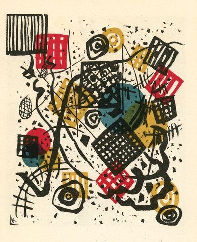 Wassily Kandinsky, 'Kleine Welten V', 1954