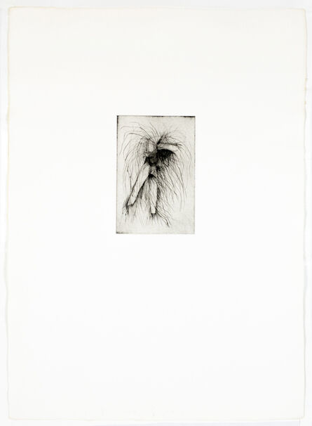 Jim Dine, 'Wrench (Drypoint)', 1972