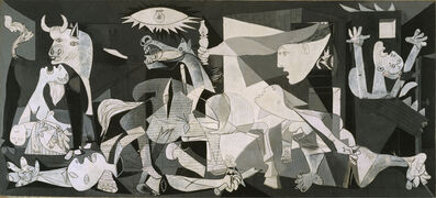 Pablo Picasso, 'Guernica', 1937