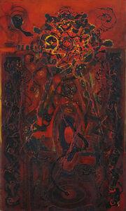 Donald Laycock, 'Mandala', 1962