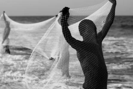 Mário Macilau, 'Net Fishing', 2018