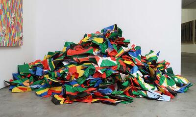 Pascale Marthine Tayou, 'Jpegafrica/Africagift', 2006