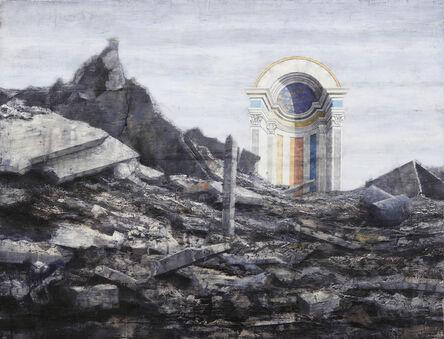 Gorka García, 'CASTELUOTO', 2016