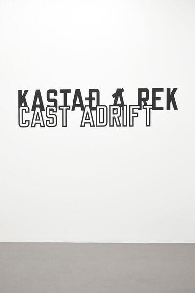 Lawrence Weiner, 'Cast a Drift', 2014