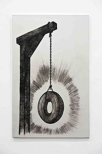 Paolo Canevari, 'Decalogo (Hanging Around)', 2008