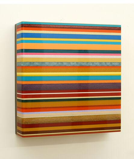 Harald Schmitz-Schmelzer, '42 Farben', 2008