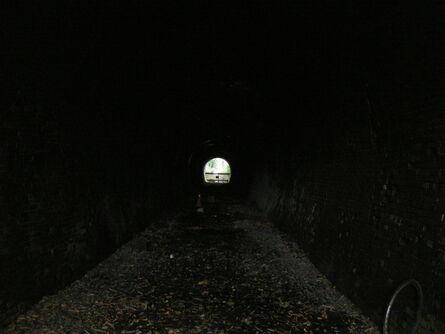 Kota Takeuchi, 'Tunnel in Yoshima', 2015