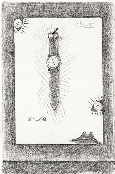 Jasper Johns, 'Untitled', 1989