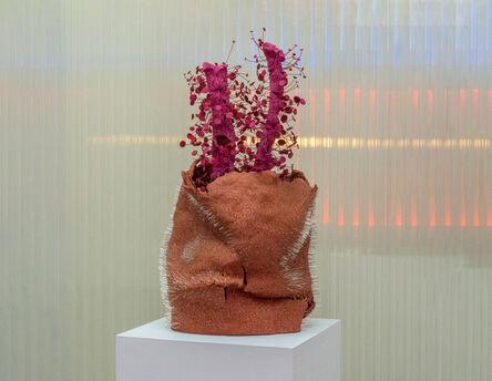 Temsüyanger Longkumer, 'Artery blossom ', 2020