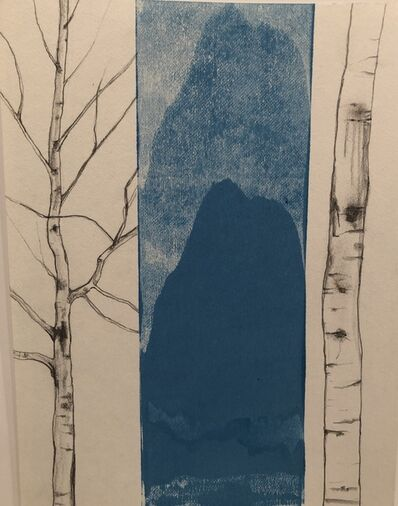 Gail Flanery, 'West 1', 2021