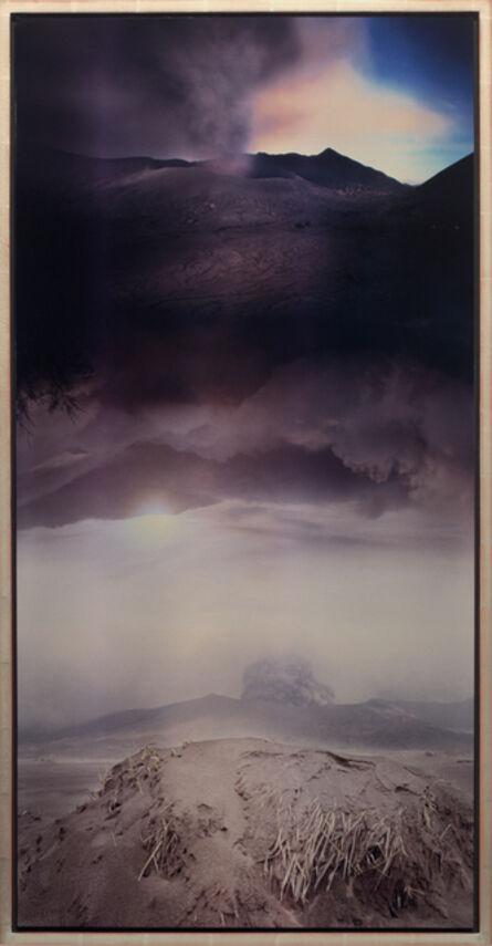Meridel Rubenstein, 'Between Heaven and Earth, Mt. Bromo Volcano, E. Java', 2011