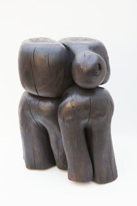 Wang Keping 王克平, 'Couple', 2013