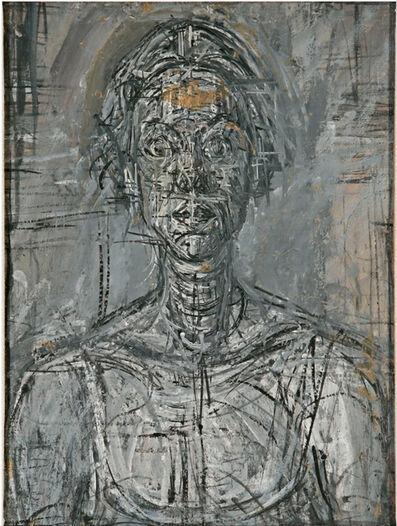 Alberto Giacometti, 'Bust of Annette', 1959