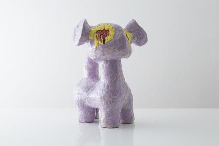 Jasmin Anoschkin, 'Lila Koala', 2015