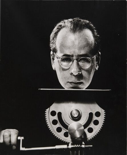Philippe Halsman, 'Self-portrait', 1950