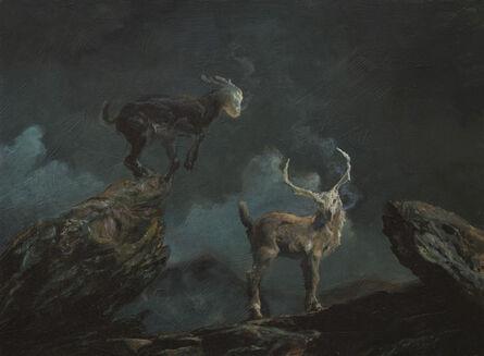 Adam Burke, 'Capri Noctis', 2018