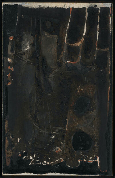 Jaap Wagemaker, 'Zwarte', 1957