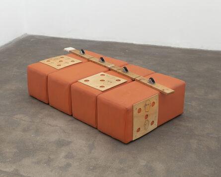 Alberto Casari, '4 Autorretratos 4', 1993