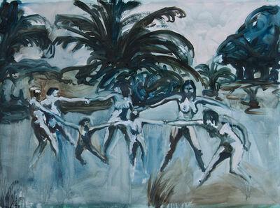 Christian Messier, 'Jeu nudiste', 2014