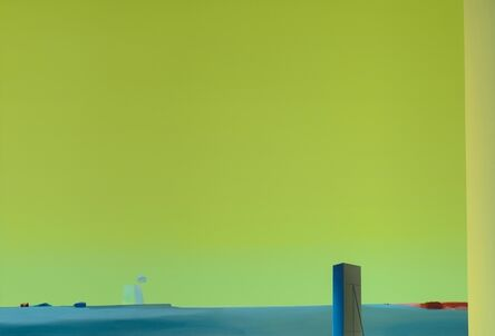 Linas Jusionis, 'Observing the horizon 3', 2015