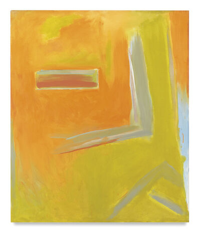Esteban Vicente, 'Untitled', 1996