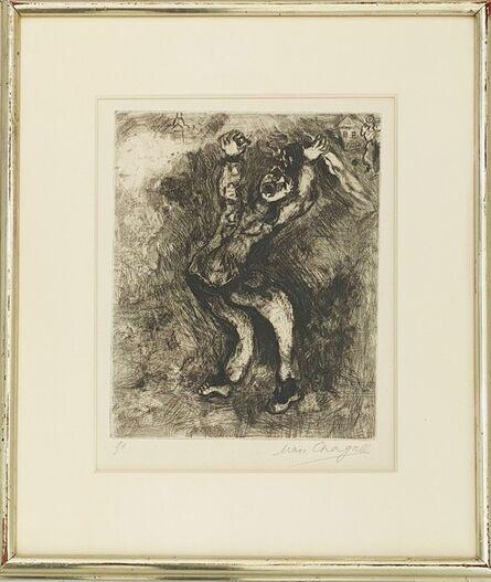 Marc Chagall, 'Le Fou Qui Vend La Sagesse (#91)', 1927-1930